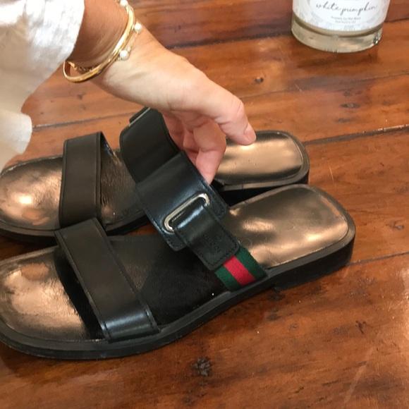 1cae0df6e8472 Gucci Other - Gucci Sandals AUTHENTIC 10.5